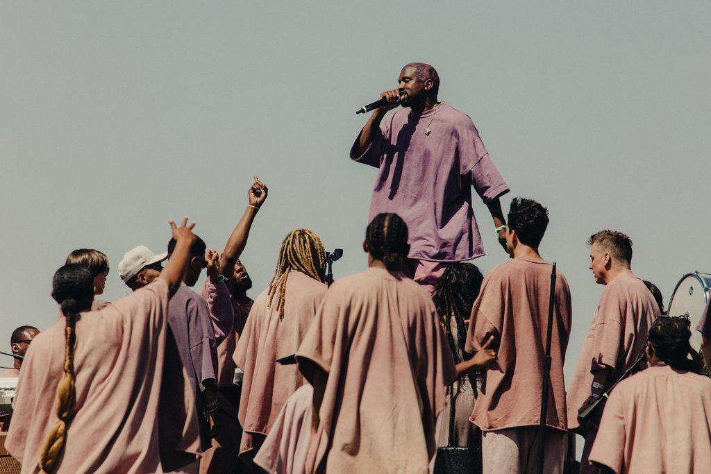 """Kanye West, i canti gospel e il """"Sunday Service"""""""