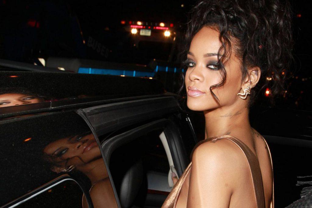 Rihanna sta lavorando ad un nuovo album reggae