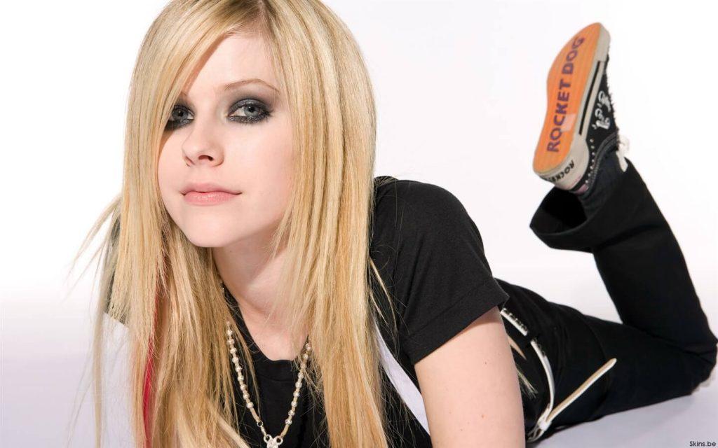 Avril Lavigne in concerto
